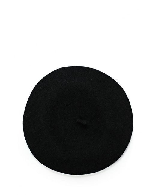 Fete | Женский Чёрный Берет