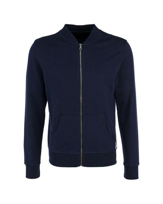 Baon   Мужская Синяя Куртка Утепленная