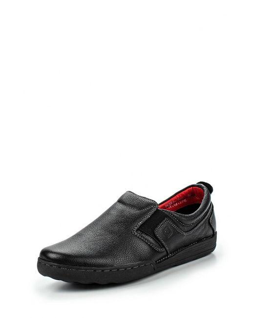 Spur | Женские Чёрные Ботинки