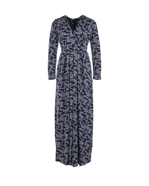 Be In | Женское Синее Платье