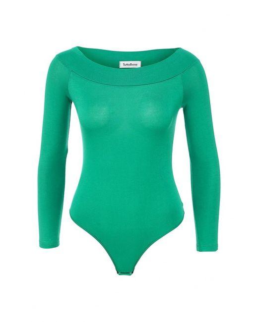 Tutto Bene | Женское Зелёный Боди