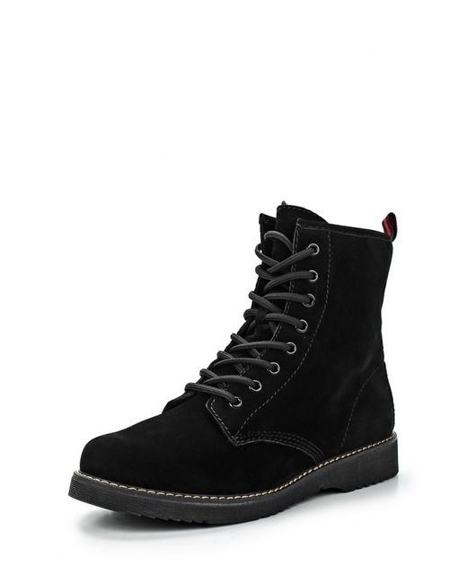 Keddo | Женские Чёрные Ботинки