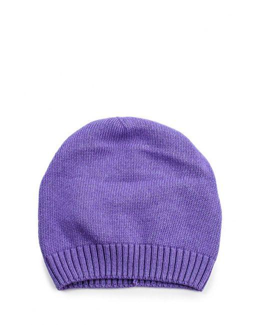 Fete | Женская Фиолетовая Шапка