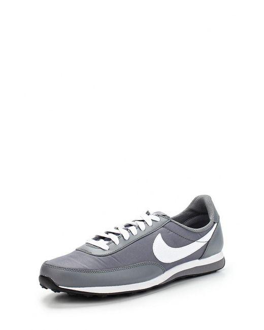 Nike   Мужские Серые Кроссовки