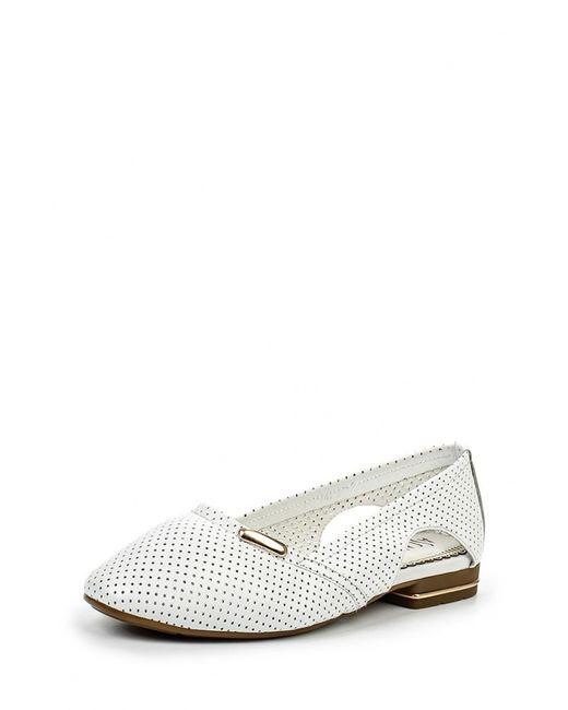 Ascalini | Женские Белые Туфли