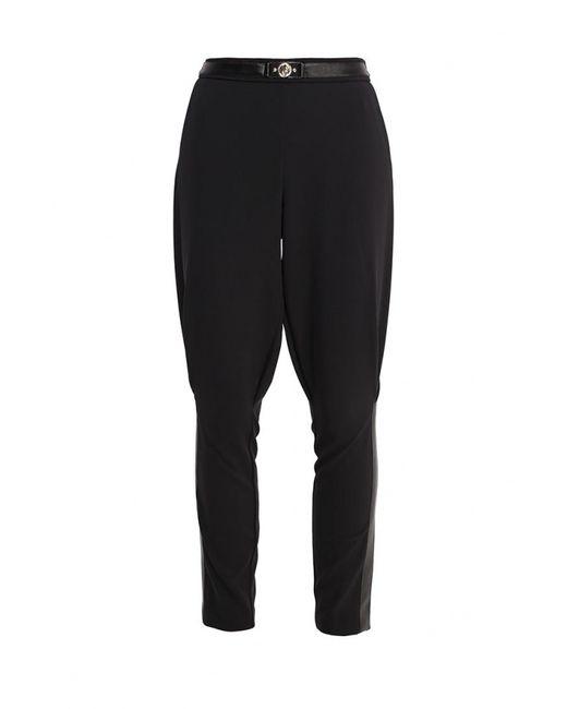 Versace Jeans | Женские Чёрные Брюки