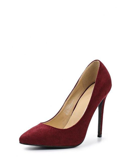 Koton | Женские Красные Туфли