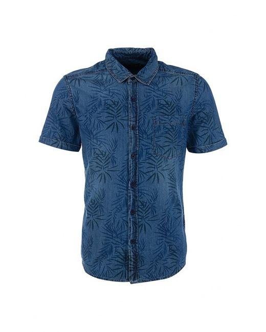 Befree | Мужская Синяя Рубашка Джинсовая