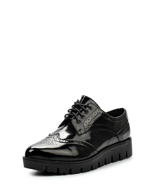 Bona Dea | Женские Чёрные Ботинки
