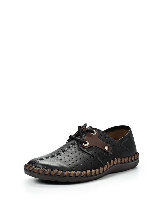 Spur | Мужские Чёрные Ботинки
