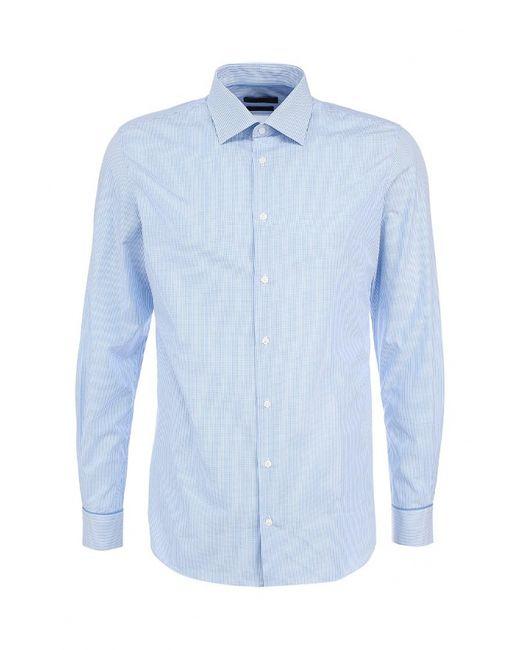 s.Oliver Premium   Мужская Голуба Рубашка