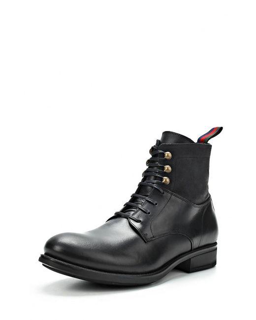 Ambitious | Мужские Чёрные Ботинки