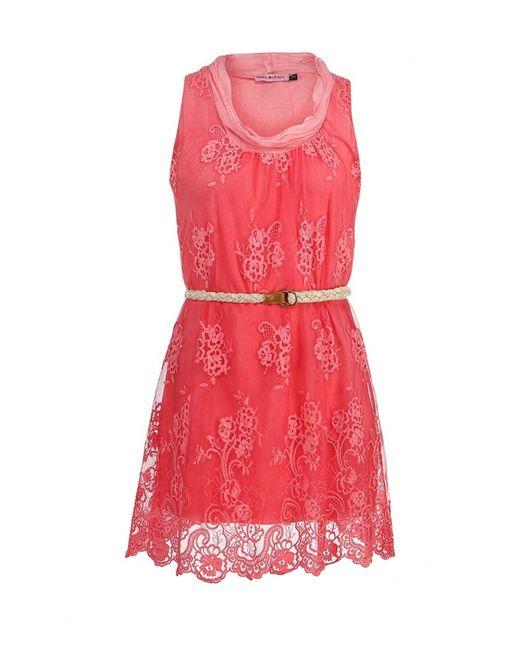 Luk Ap | Женское Розовое Платье