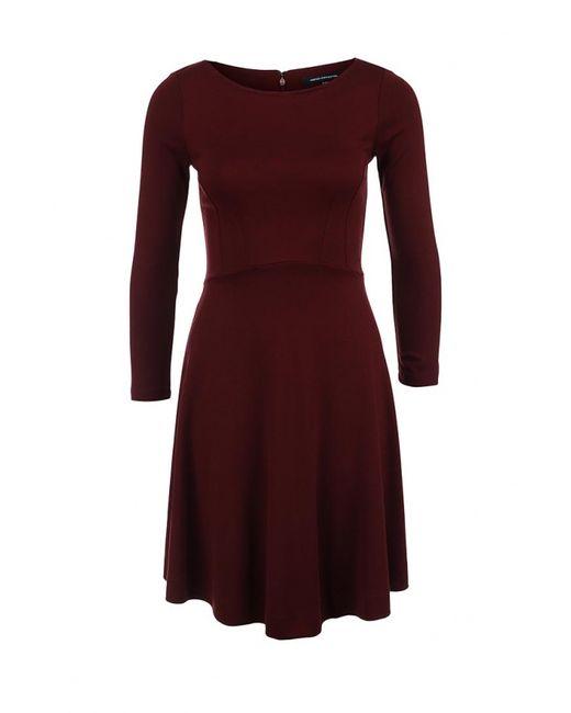 French Connection | Женское Красное Платье