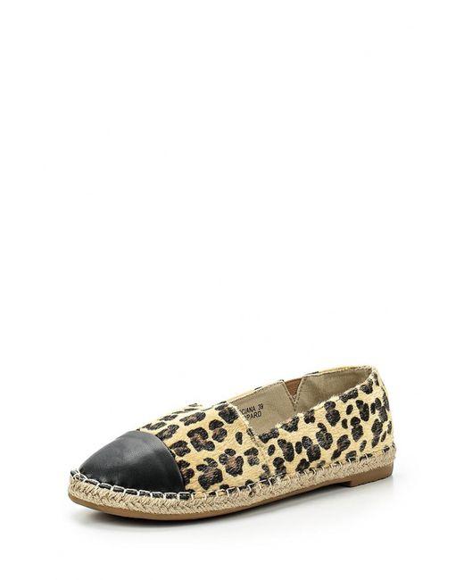 Retro Shoes | Женские Бежевые Эспадрильи