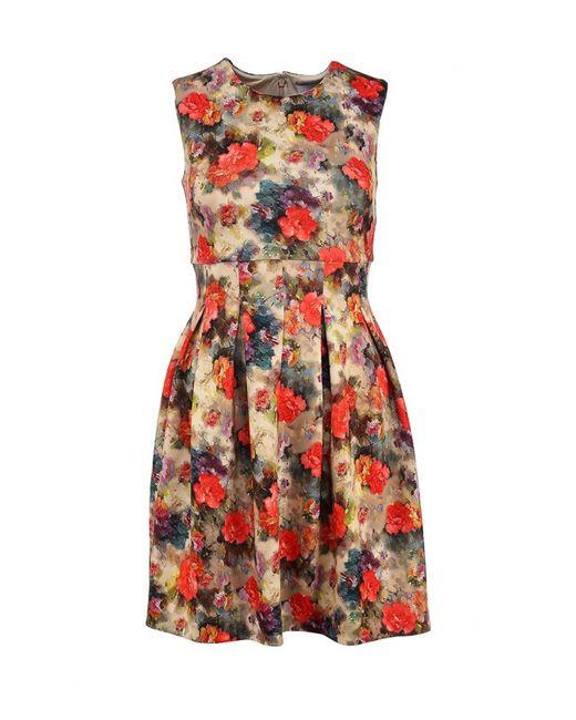 LOST INK | Женское Многоцветное Платье