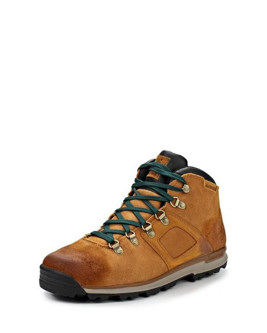 Timberland   Мужские Бежевые Ботинки