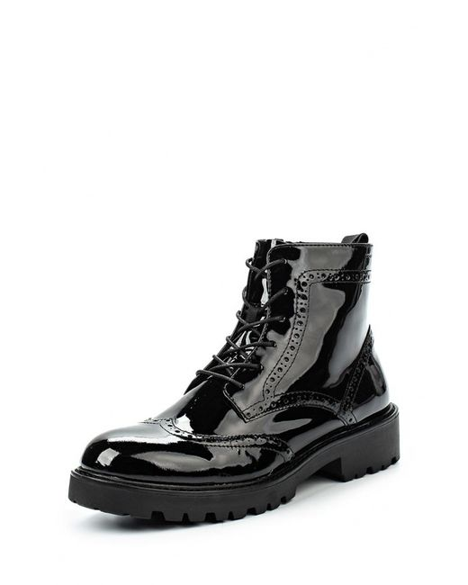 Vagabond | Женские Чёрные Ботинки