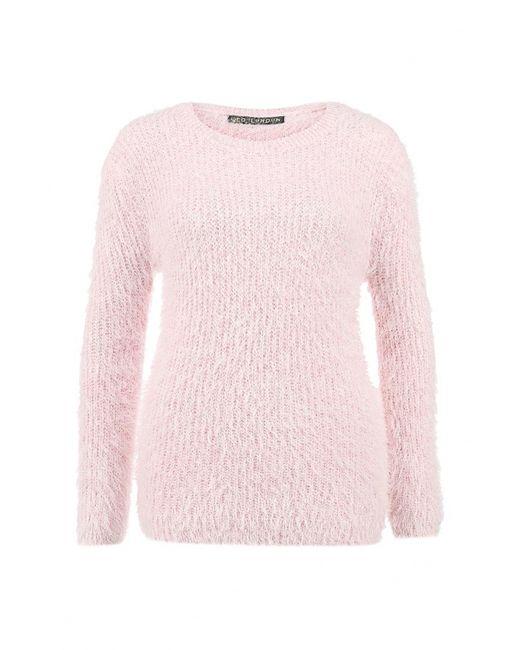 Qed London | Женский Розовый Джемпер