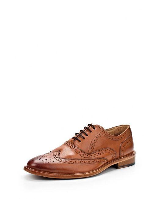 Paolo Vandini | Мужские Коричневые Туфли