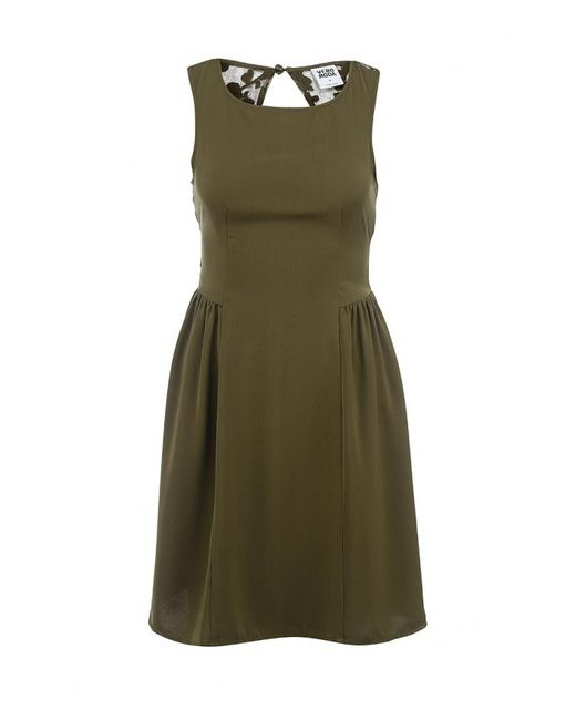 Vero Moda | Женское Многоцветное Платье