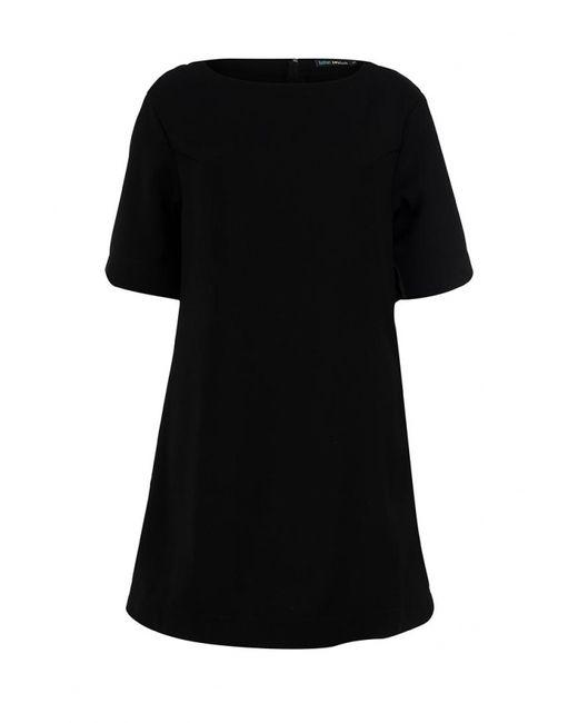 Befree   Женское Чёрное Минималистичное Платье