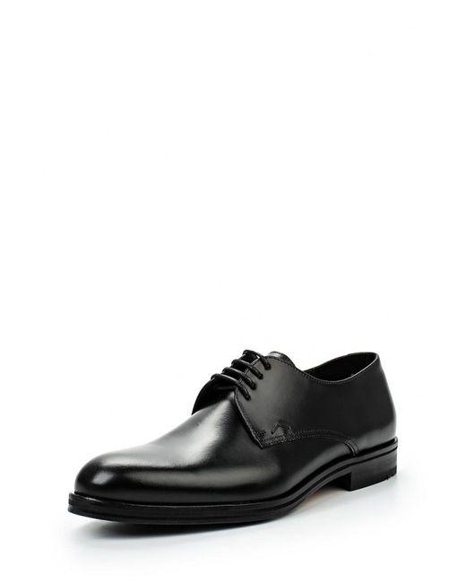 Lloyd | Мужские Чёрные Туфли