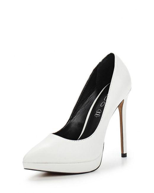 Aldo | Женские Белые Туфли