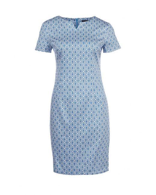 Savage | Женское Синее Платье