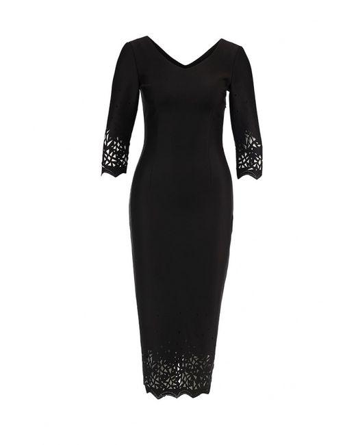 Xarizmas | Женское Чёрное Платье