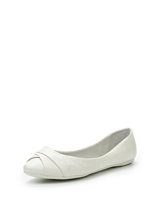 Dino Ricci Trend | Женские Белые Балетки