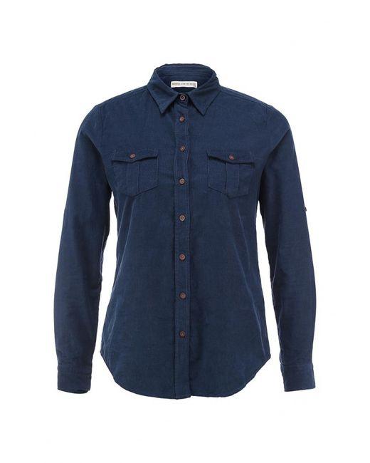 Mudo | Женская Синяя Рубашка