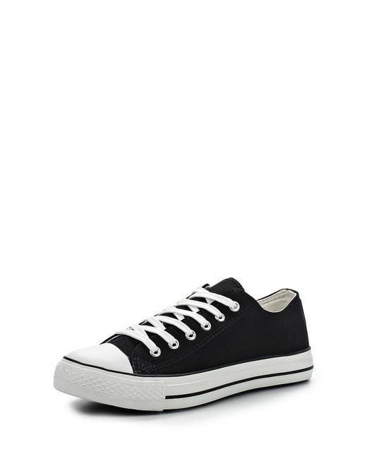 T.P.T. Shoes | Мужские Чёрные Кеды