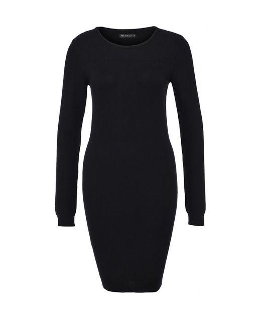 Sela   Женское Чёрное Платье