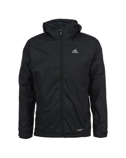 adidas Performance | Мужская Чёрная Куртка Утепленная