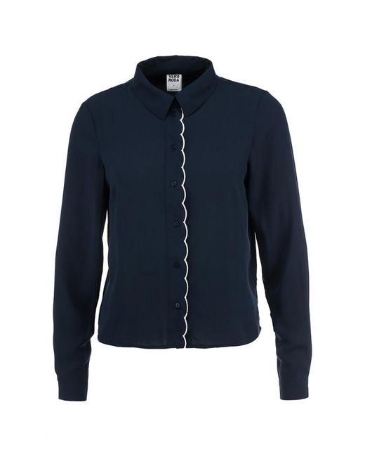 Vero Moda   Женская Синяя Блуза