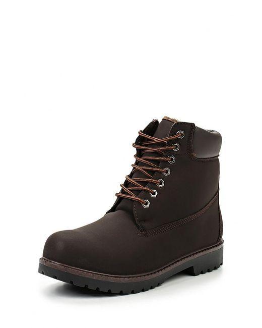 JD-MY | Мужские Коричневые Ботинки