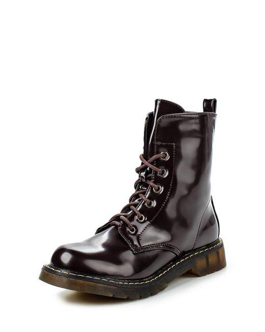 Ideal | Женские Коричневые Ботинки