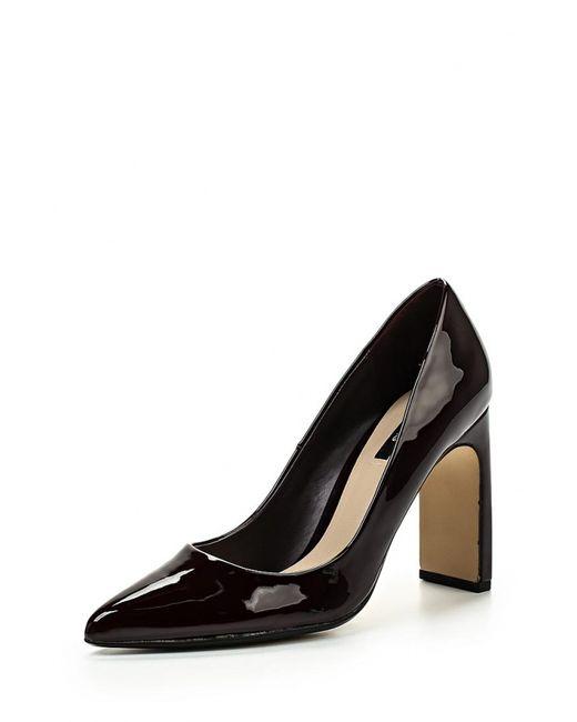 Mango | Женские Красные Туфли