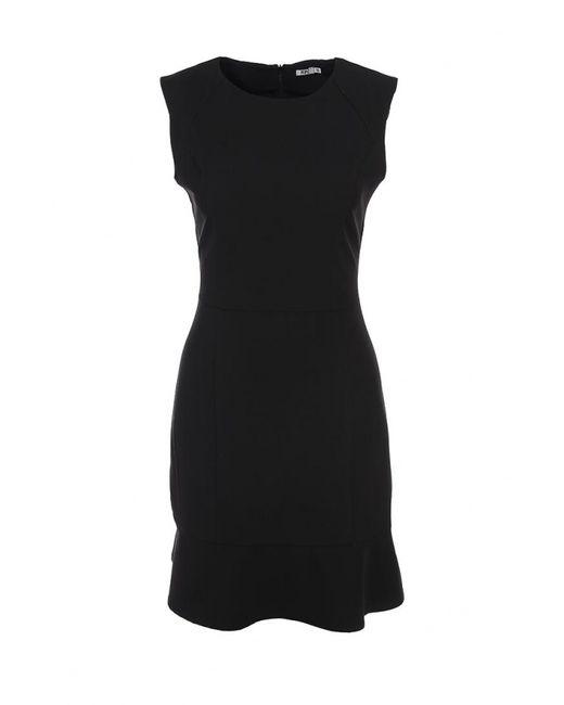 People | Женское Чёрное Платье