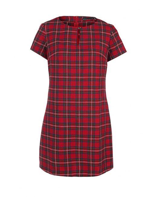 Befree | Женское Красное Платье