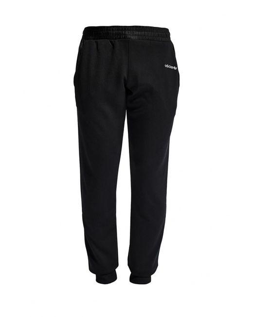 adidas Originals   Мужские Чёрные Брюки Спортивные