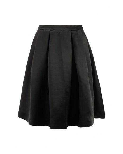 Selected Femme   Женская Чёрная Юбка