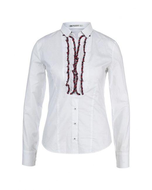 F5 | Женская Белая Блуза