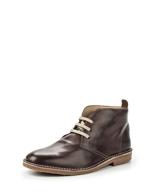 Beppi   Мужские Коричневые Ботинки