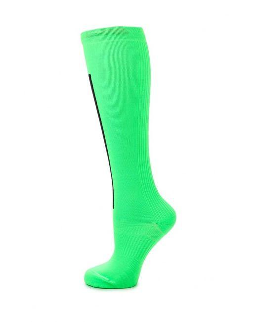 Nike   Женские Зелёные Носки