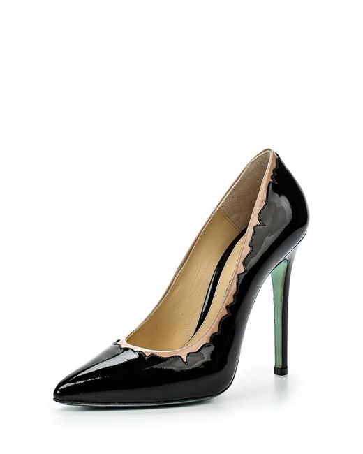 Nando Muzi | Женские Чёрные Туфли