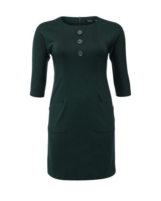 MadaM T | Женское Зелёное Платье
