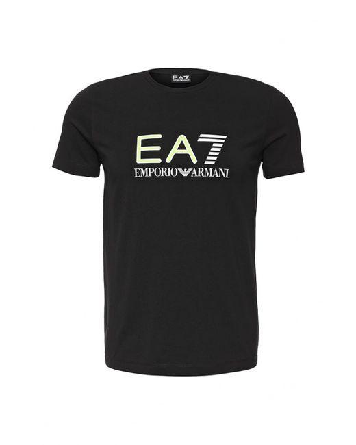EA7 | Мужская Многоцветная Футболка