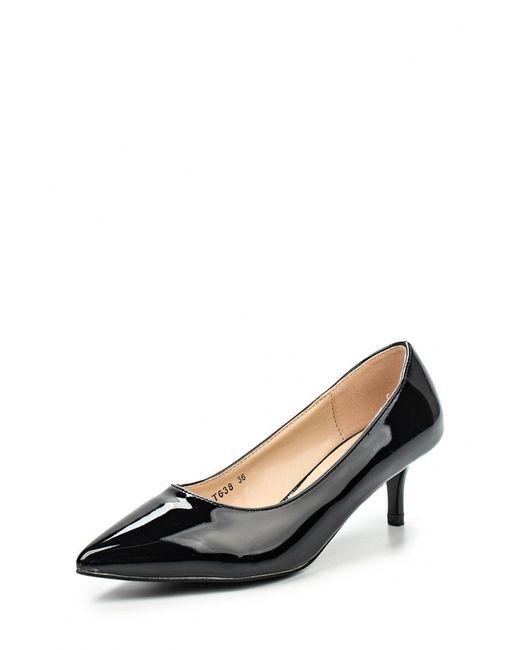 Bellamica | Женские Чёрные Туфли